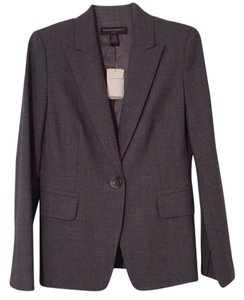 Banana Republic Banana Republic Gray Wool Suit Jacket