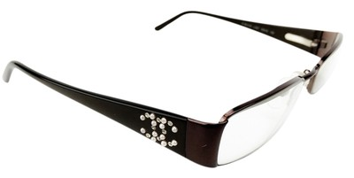 Chanel Eyeglass Frames With Rhinestones : Chanel 2118HB Color 357 Eyeglasses with Pearl and ...