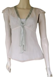 Banana Republic Top Pale Green