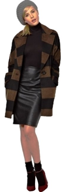 Preload https://item3.tradesy.com/images/asos-olive-and-black-stripe-ovoid-boyfriend-cocoon-pea-coat-size-2-xs-1467982-0-0.jpg?width=400&height=650