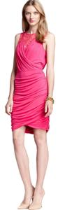 Cynthia Steffe short dress fuschia on Tradesy