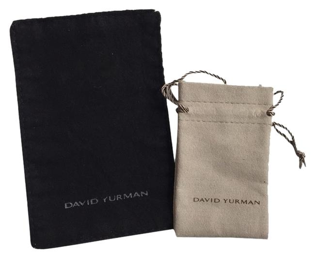 Item - Grey and Black Pouch & Cleaning Cloth