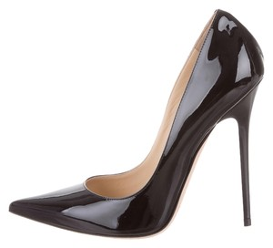 Jimmy Choo Anouk Black Pumps