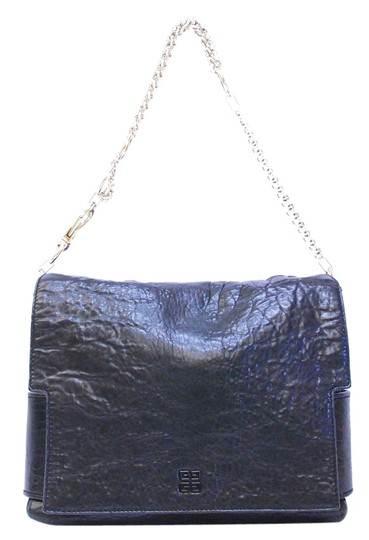 Preload https://item5.tradesy.com/images/givenchy-cartouche-multi-chain-handbag-purse-black-textured-leather-shoulder-bag-1468069-0-0.jpg?width=440&height=440