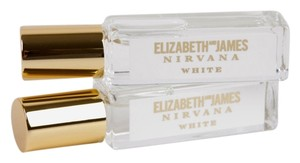Elizabeth and James Nirvana White EDP Rollerball Duo Deluxe Travel Size (0.24oz/7ml each)