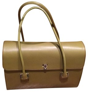 Lambertson Truex Satchel in Green