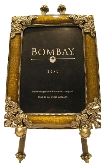 "Other Bombay Catherine Frame (for Photos: 3.5""W/L x 5""L/W) on Easel (3.5""L x 9""H x 4.5""W); Style# 6300115 - [ Roxanne Anjou Closet ]"