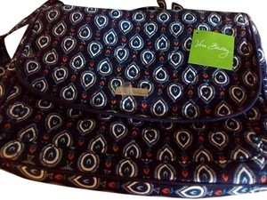 Vera Bradley Quilted Embellished Premium Backpack