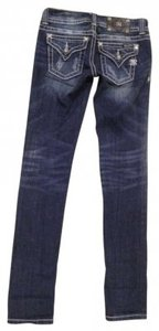 Miss Me Straight Leg Jeans-Light Wash