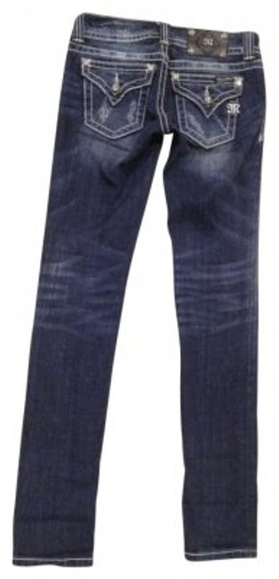 Preload https://img-static.tradesy.com/item/146822/miss-me-light-wash-straight-leg-jeans-size-25-2-xs-0-0-650-650.jpg