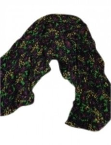 J.Crew J. Crew abstract floral scarf