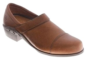 Ariat Closed Back Sport Timber Mules