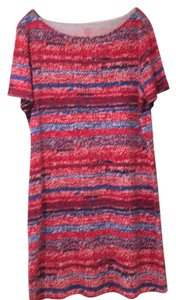 Tory Burch short dress Red white and blue! on Tradesy