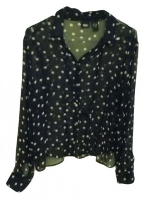 Preload https://item4.tradesy.com/images/mossimo-supply-co-black-blouse-size-12-l-14683-0-0.jpg?width=400&height=650