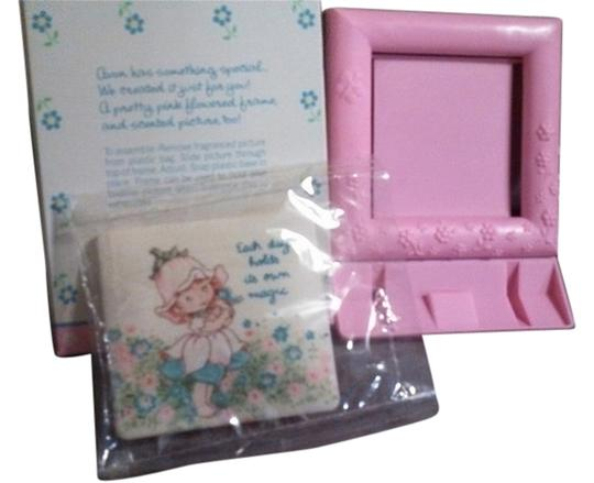 Avon Vintage Avon Little Blossom Scented Picture Frame Fragranced Pomander in a Frame New in Box
