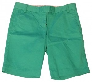 J.Crew Shorts seafoam green