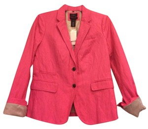J.Crew Coat Suit Light Pink Blazer