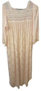 Pink Maxi Dress by Dior Christian Nightgown