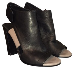 Vince Black and Gray Boots
