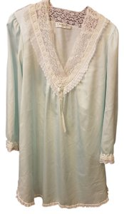 Dior short dress Mint Green Christian Nightgown Babydoll Loungewear Pajamas on Tradesy