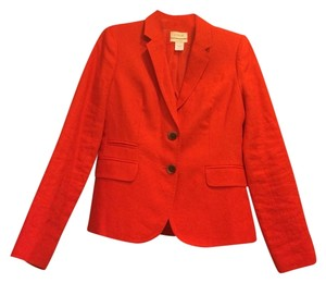 J.Crew Coat Suit School Boy Light Orange Blazer