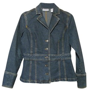 Valerie Stevens Denim Womens Jean Jacket