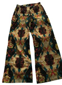 Arynk Relaxed Pants floral