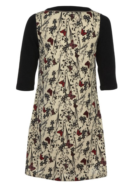 Yumi Kim short dress Black Beige on Tradesy
