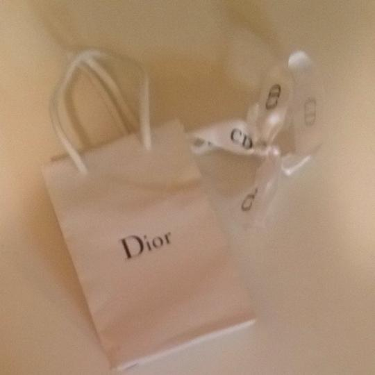 Dior Dior Paper Small Shopping Bag With Ribbon 4x6x2