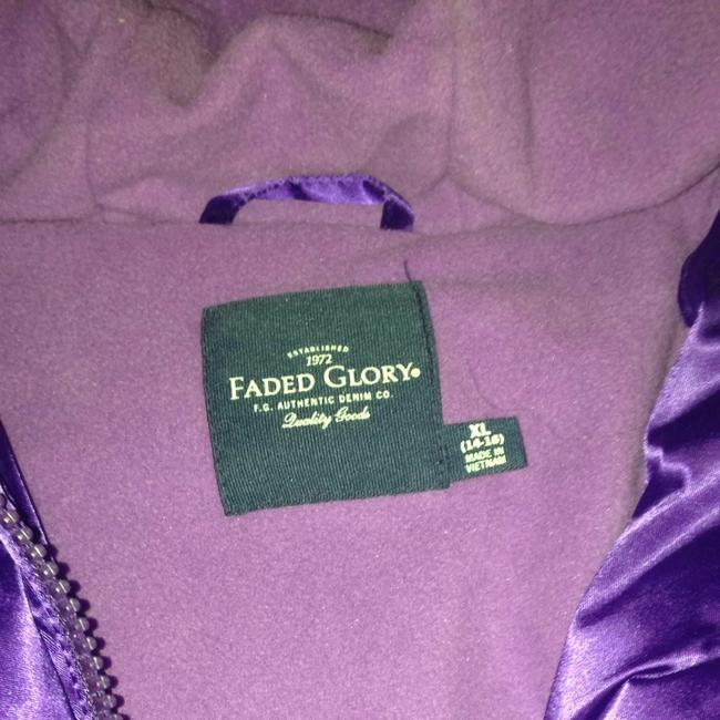 Faded Glory Puffy Jacket Coat