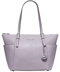 Michael Kors Tote in Lilac/Silver