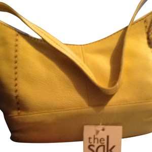 The Sak Satchel in Maize