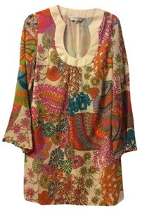 Trina Turk short dress Multi colored on Tradesy