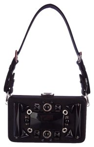 Prada Evening Black Clutch