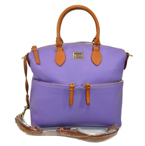 Dooney & Bourke Dillen Ii Pocket & Satchel in Lavender
