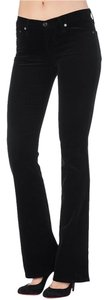AG Adriano Goldschmied Corduroy Flare Boot Cut Jeans-Dark Rinse