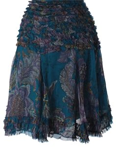 Blumarine Skirt Blues