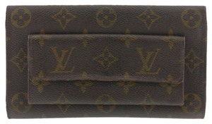 Louis Vuitton [Authentic] LOUIS VUITTON Vintage Wallet Trifold Monogram