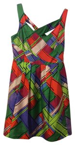 Leifsdottir short dress Multi colored on Tradesy