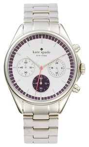 Kate Spade Women's Stainless Steel Chronograph Watch