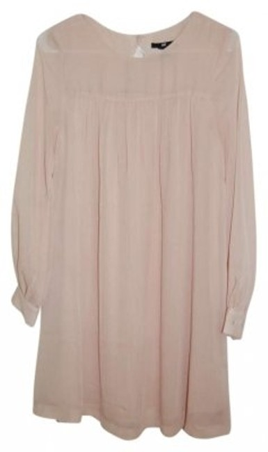 H&M Spring Blush Knee Length Dress