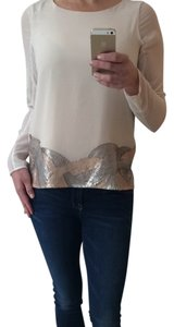MM Couture Top Neutrals Rose Gold Silver