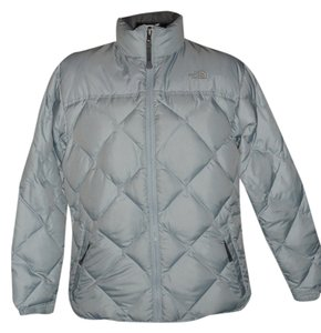 The North Face sky blue Jacket