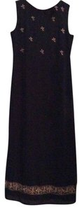 Black Maxi Dress by Emma James