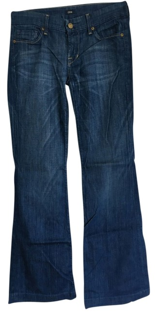 Item - Medium Wash Low Waist Relaxed Fit Jeans Size 27 (4, S)