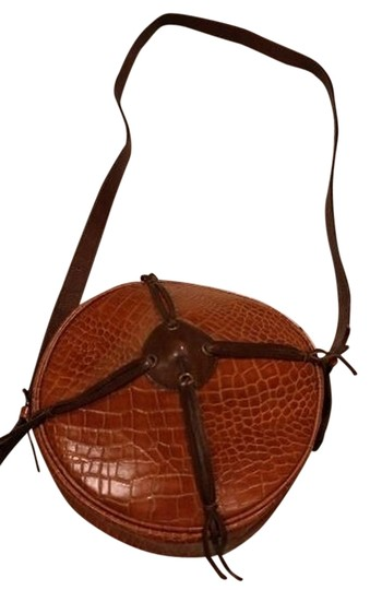 Other Boho Leather Cross Body Bag