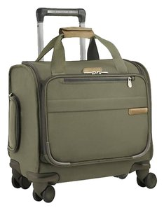 Briggs & Riley Spinner Carry On Man Olive Travel Bag