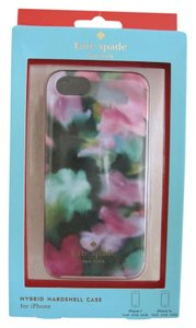 Kate Spade Kate Spade New York Hybrid Hardshell Case for iPhone 5/5S in Jade Floral