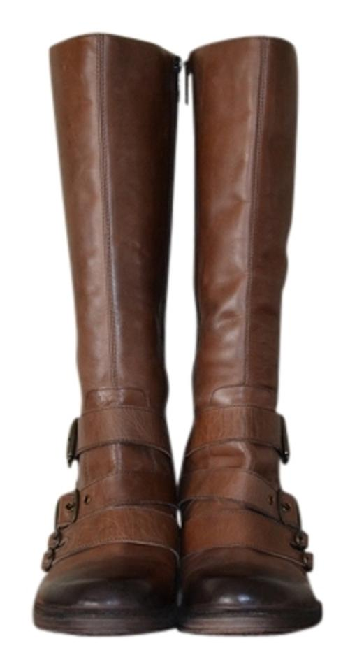 WOMEN Matisse Elegant Brown Leather Outlawed Boots/Booties Elegant Matisse appearance 1ea815