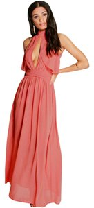 Maxi Open Back Dress